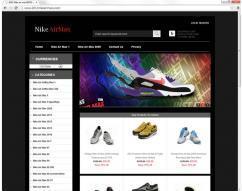 Counterfeit website: www.2013nikeairmaxv.com