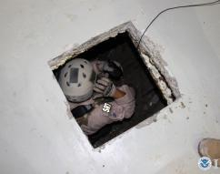 ICE-led task force shutters 2 San Diego-area smuggling tunnels