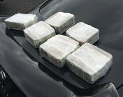 Fugitive drug trafficker captured, more than $370,000 seized