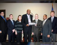 Ford recognizes HSI Detroit for consumer safety, brand protection efforts