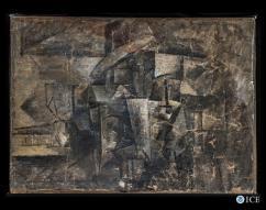 Picasso's 'La Coiffeuse'