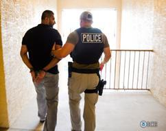 ICE, US Marshals arrest 45 international fugitives with Interpol notices