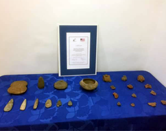ICE returns 23 pre-Columbian artifacts to Dominican Republic