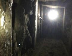 Tunnel Passageway