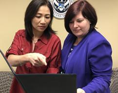Veteran ERO deportation officer brings professionalism to work every day