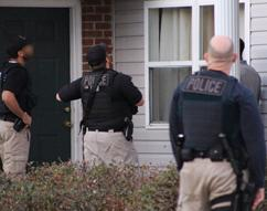 ICE arrests 82 individuals during 5-day operation focused in VA, DC