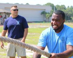 ICE OTTP Operations Glynco, Georgia: ICE Academy prepares next generation of officers