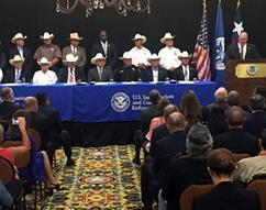ICE announces 18 new 287(g) agreements in Texas