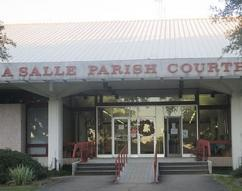 LaSalle Parish Courthouse