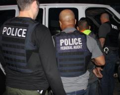 ICE operation targeting criminal aliens and immigration violators nets 49 arrests across Philadelphia