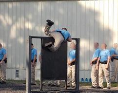 ICE Academy instructors teach prospective deportation officers