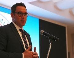 EAD Benner addresses Delegation