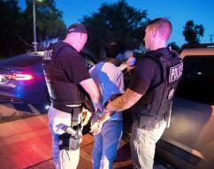 ICE arrests 75 in North Texas and Oklahoma areas during 4-day operation targeting criminal aliens and immigration fugitives