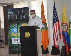 Regional Attaché Brian Vicente