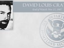 David Louis Crater: End of Watch Nov 15,1987