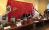 ICE devuelve artefactos culturales a Perú