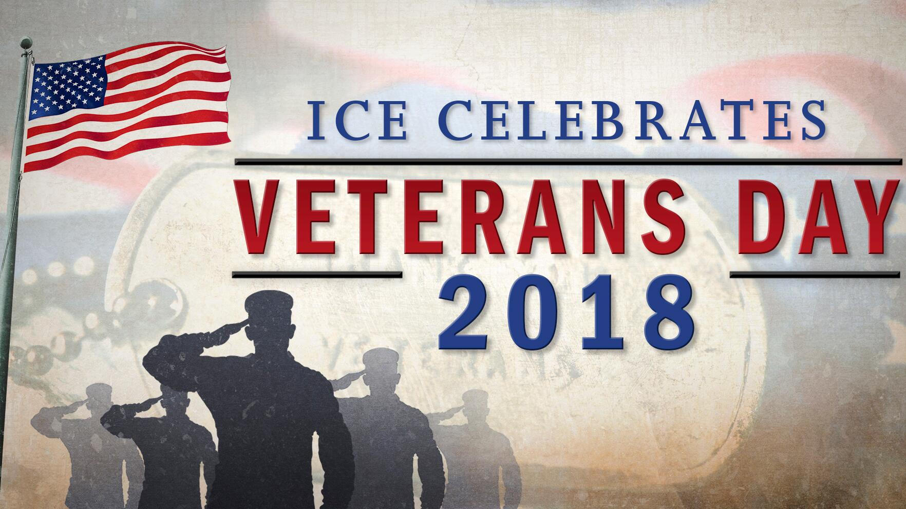 ICE Veterans Tribute: Honoring Those Who Served